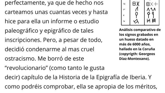 El revolucionario descubrimiento de Escritura Lineal en Iberia que cambiará la Historia, según una doctora de la UNED