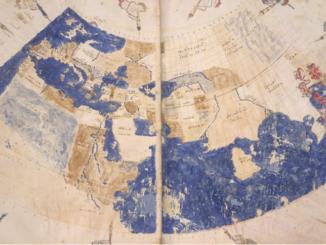 El remoto origen fenicio-egipcio de los mapas de Ptolemeo y Marino de Tiro.