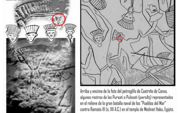 ¿Pueblos del Mar en Iberia?