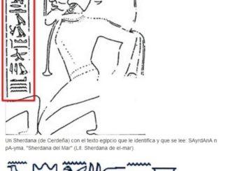 Historiadora de la UNED afirma que los egipcios no tenían un nombre para el 'mar' antes de los Hicsos.
