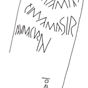 Escritura Lineal Canaria (LC) y Escritura Lineal Líbico-Canaria, tipo tifinagh (TC).