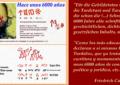 Se trata de la interpretación que el gran clasisista alemán Friedrich Carl L. Sickler publicó en 1832 sobre el pasaje de Estrabón donde este describe (hoy se acepta que usando como fuente Asclepiades de Mirlea) la extrema antigüedad de unos 6000 años de la escritura y de los anales sobre memorias antiguas (historia antigua), poemas y leyes en versos que los Turdetanos y/o Turdulos afirmaban poseer. Como ilustración de soporte a dicha afirmación, he elegido esta vez (habrá más versiones con otras importantes inscripciones) unos detalles de las inscripciones en Proto-Escritura Lineal Pre-Tartessia (ELTAR) de la 'Cueva de Laja Alta' (Jimena de la Frontera, Cádiz), cuyas pinturas negras (que siempre aparecen sobre las rojas, nunca por debajo de estas) han sido datadas científicamente por C14 circa el 4000 a. C., o sea, hace unos 6000 años.