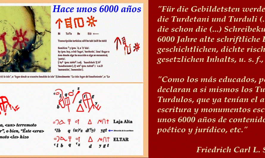 ESTRABÓN, ASCLEPIADES Y LA GRAN ANTIGÜEDAD DE LA ESCRITURA EN IBERIA.