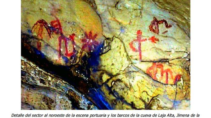 El pre-tartésico dios Poseidón de Jimena de la Frontera, Cádiz.