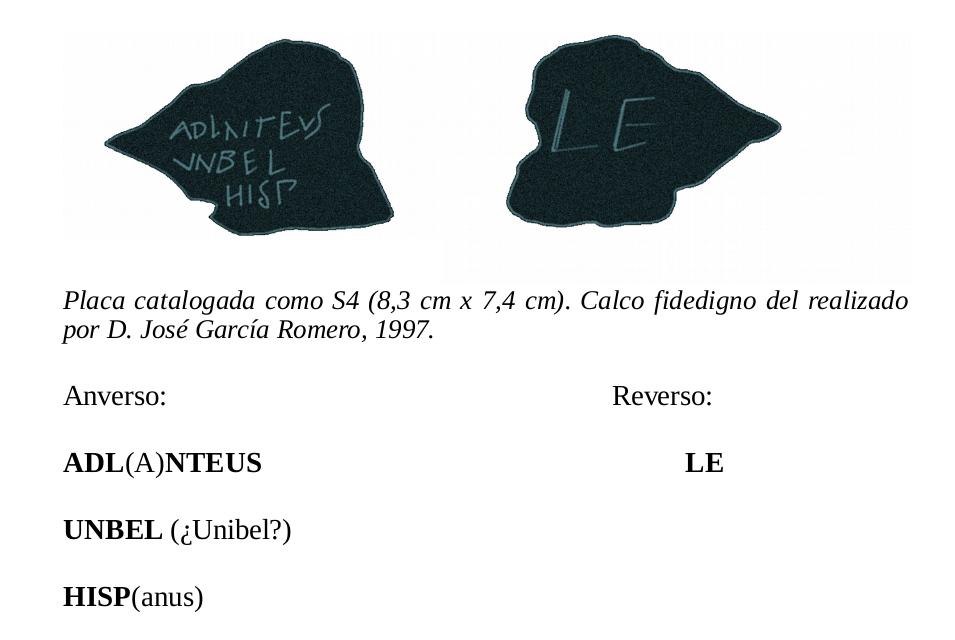 Dos inscripciones romanas de Andalucía mencionan a los Atlantes