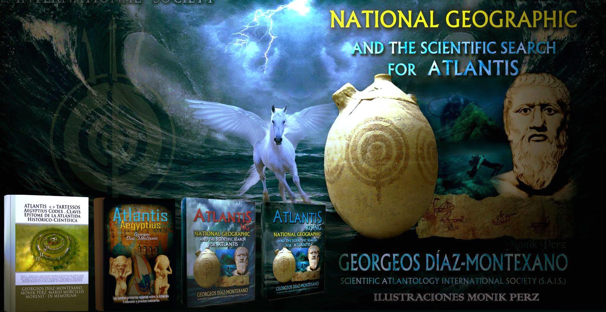 ATLANTIS.NG. El libro de Georgeos Díaz-Montexano