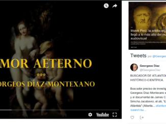 Amor Aeterno – ATLANTIS NG El libro de Georgeos Díaz-Montexano. Tags: Georgeos