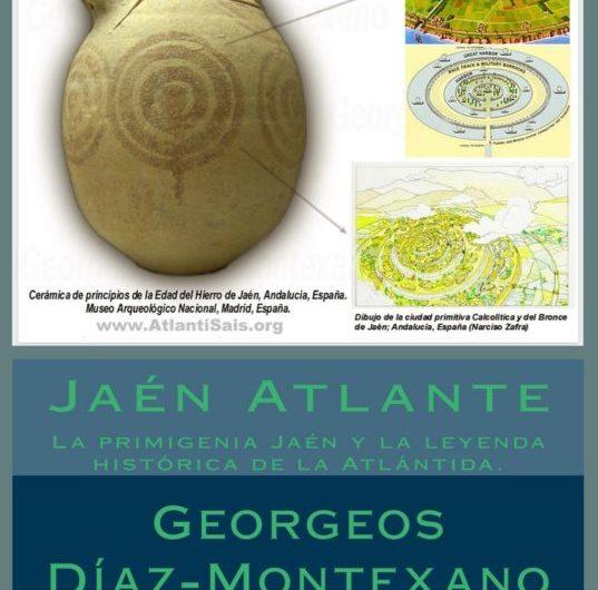 """Descarga gratis el libro presentado en la conferencia: """"La primigenia Jaén calcolítica y la leyenda histórica de la Atlántida""""."""