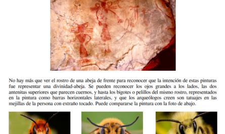 "La ""Diosa Madre Abeja"" del Neolítico de Iberia"