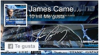 James Cameron Online Facebook - ATLANTIS.NG. El libro de Georgeos Díaz-Montexano
