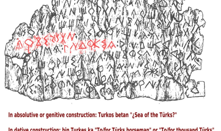 About the Iberians and their inscriptions over Turkos, Turkes, Turki, Turgi and Turane.
