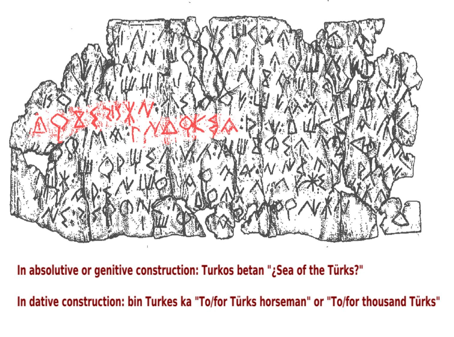 Turkos, Turkes en plomo ibérico