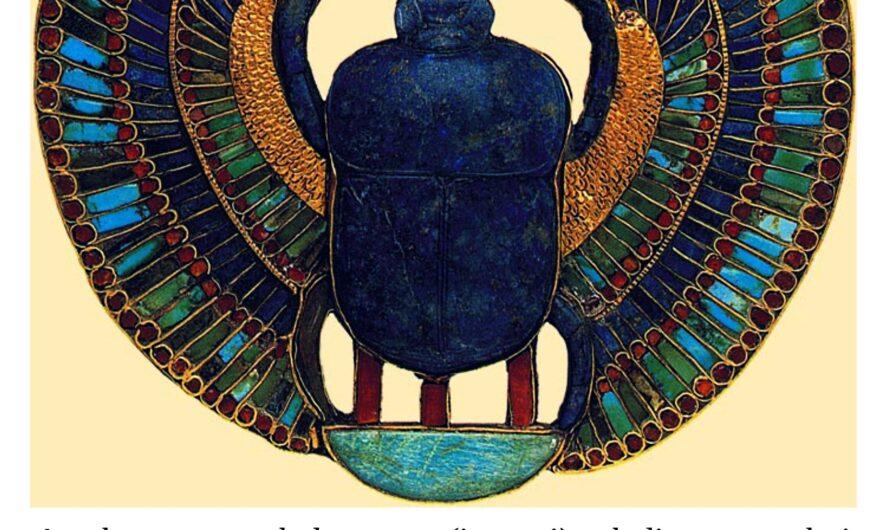 """CURSO PERMANENTE – """"Amuletos de Poder del Antiguo Egipto"""" – Curso online por Georgeos Díaz-Montexano, Vitalitius Accepted Member of The Epigraphic Society."""