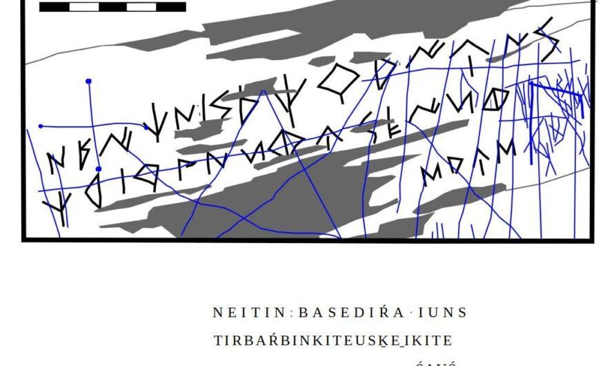 Función y significado del frecuente término ibero IUNSTIR. Inscripción ibérica rupestre de Ger (Girona)